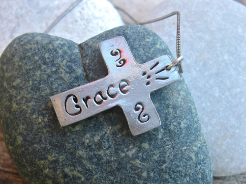 Cross of Grace necklace