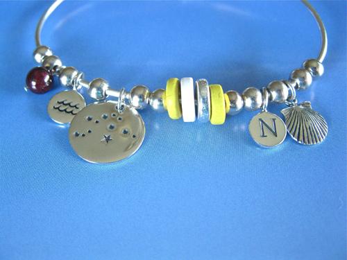 Lifes path bracelet