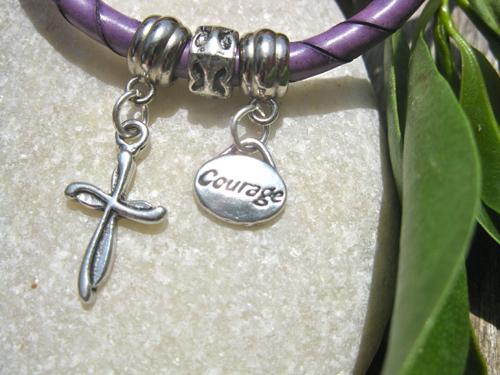 Courage cross
