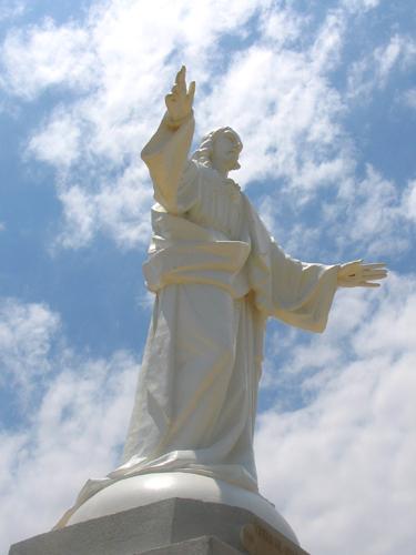 Espiritu Santo cross