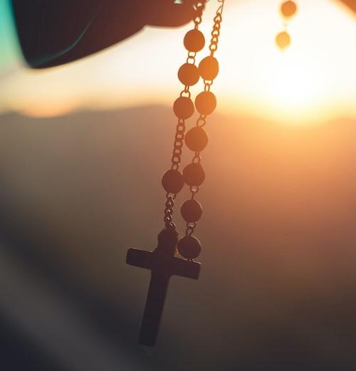 Christian symbol of healing