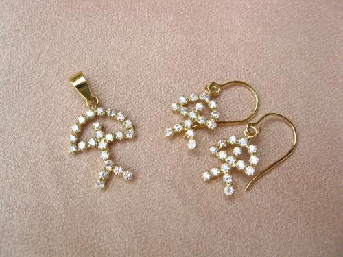 Indalo jewelry to wish good health