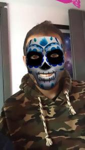 Máscaras de AR Indat