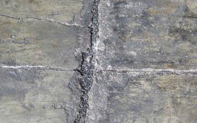 Filling Spalling Joints Can Prevent More Damage