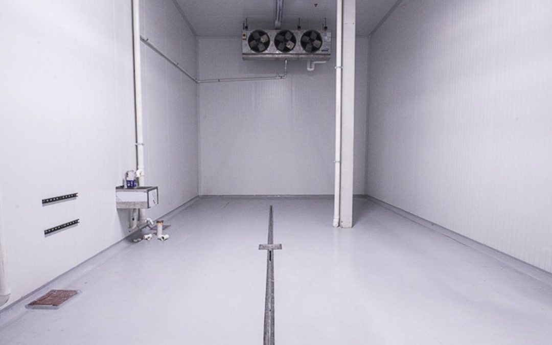 4 Simple Rules to Floor Repairs in Cold Storage Areas