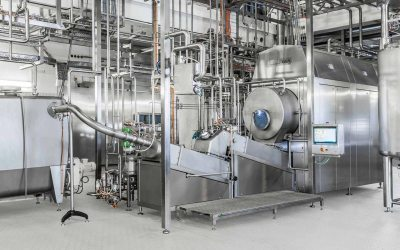 Corrosion Proofing Processing Equipment Can Add Years to Its Lifespan