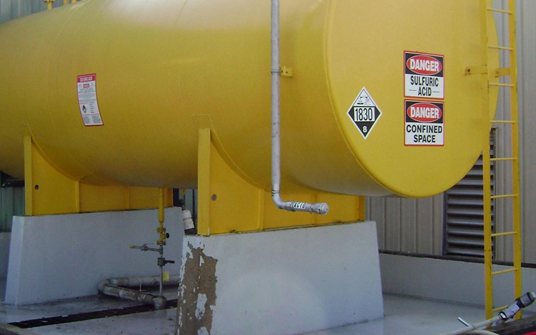 You Don't Have to Wait to Repair Tank and Pit Linings