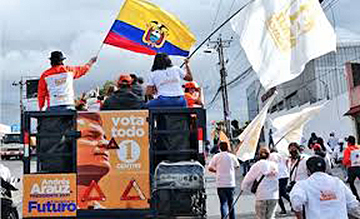 Ecuador: In Defense of Democracy, We Call for Electoral Vigilance
