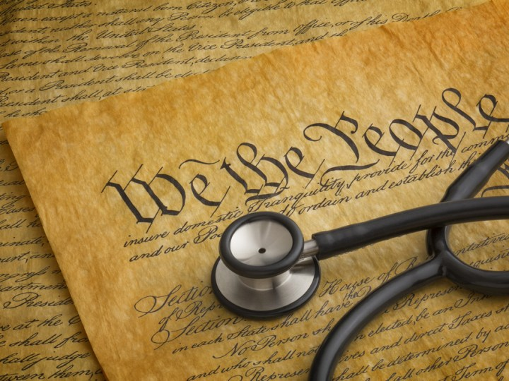 Health care and the rule of law