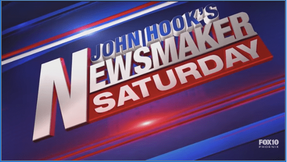 Jonathan Butcher on Newsmaker Saturday