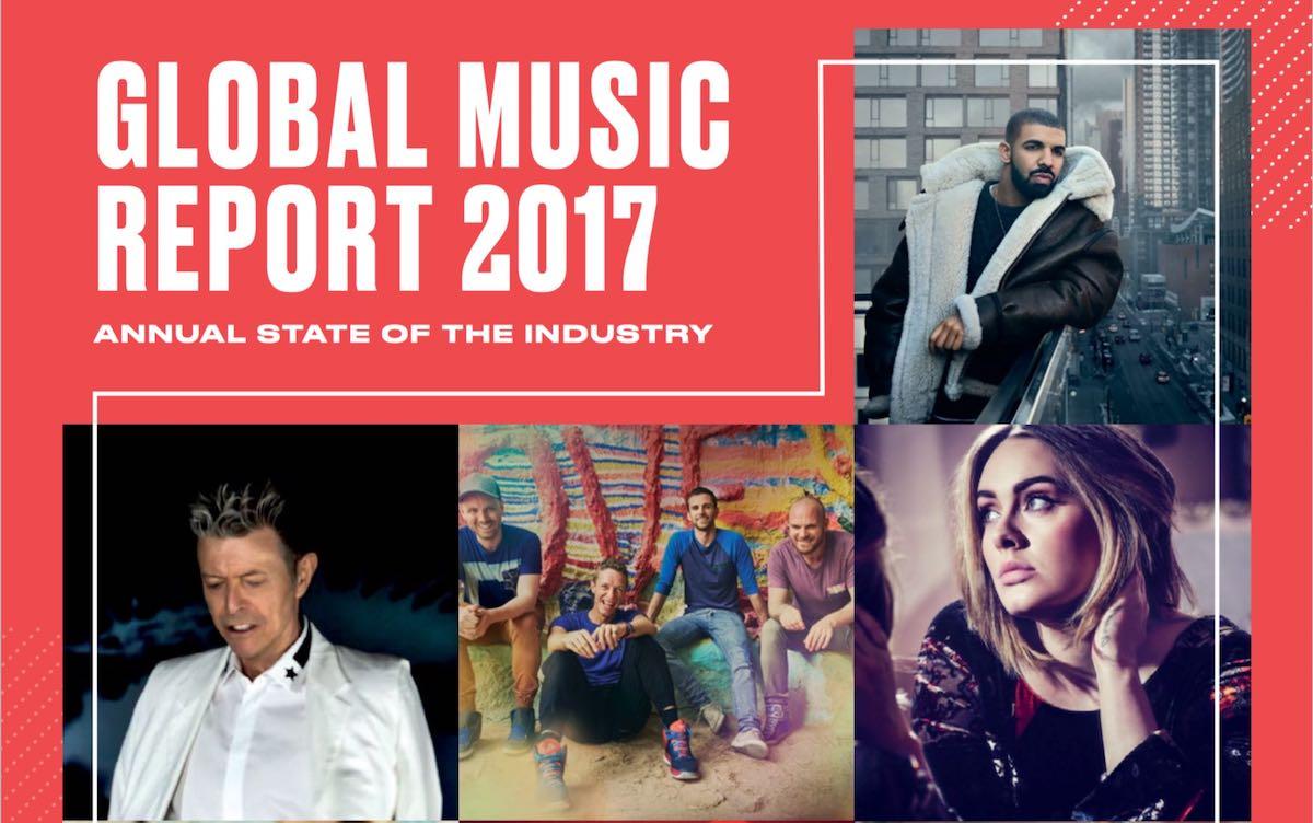 Le marché de la musique en 2017 : la fin du cauchemar ? État des lieux et perspectives