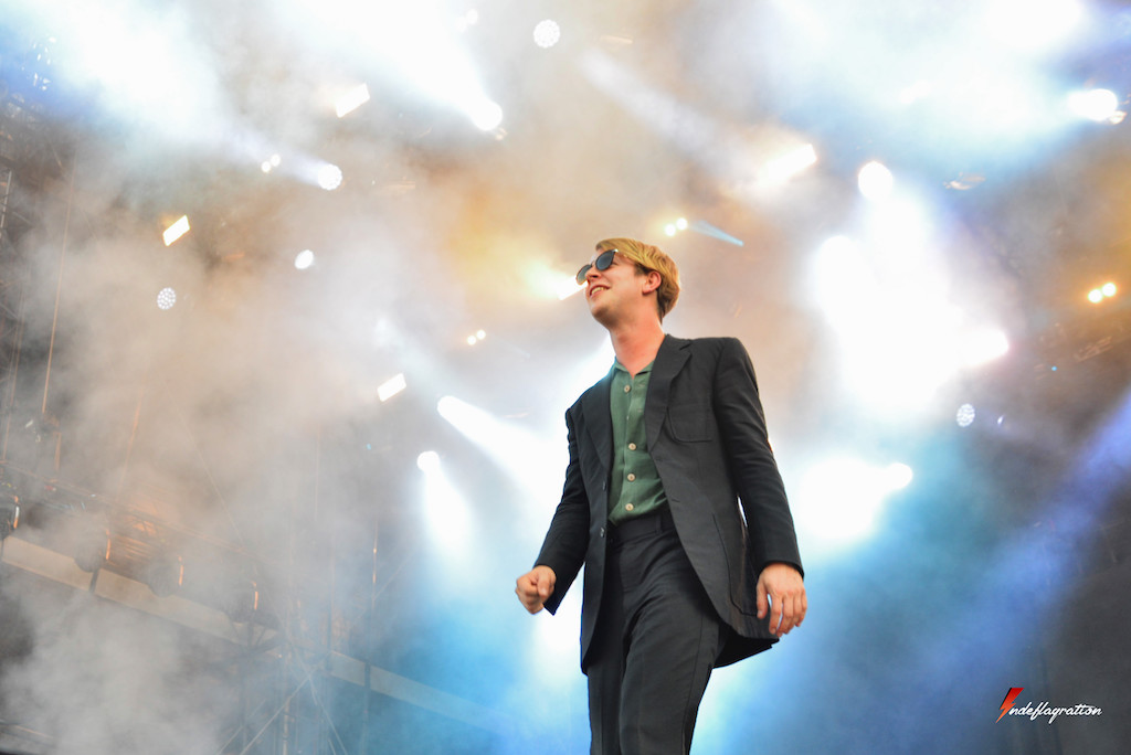 Sziget Festival 2017 - jour 2 : Tom Odell et The Vaccines mettent le feu !