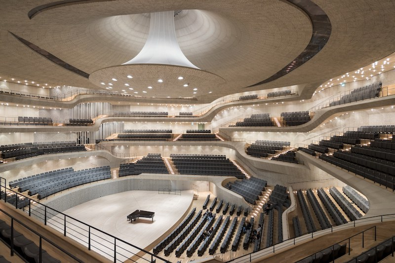 Refocus on retirement at the Elbphilharmonie concert hall
