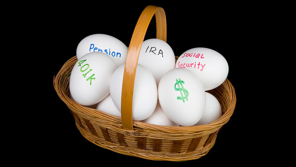 Retirement Insecurity … all your nest eggs in one basket?