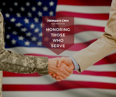 Newsman's Own: Honoring Those Who Serve
