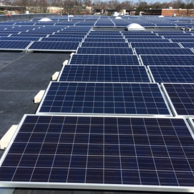 Independence Solar Completes 390 kW Rooftop Solar Installation for General Floor Industries