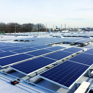 Independence Solar Completes 150 kW Rooftop Solar Installation for Dependable Distribution Services