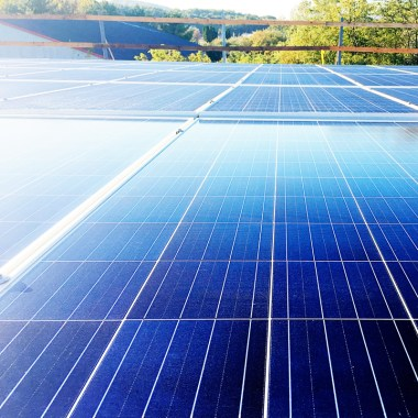 Ring's End and Independence Solar Partner on Third Solar Project