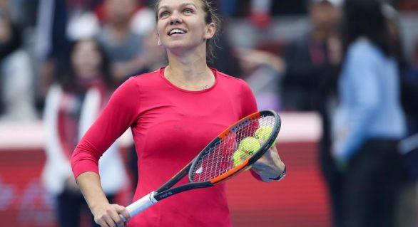 Simona Halep a debutat cu o victorie în 2018