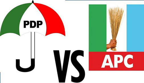 Image result for Delta LG Poll: APC, PDP trade blames over alleged irregularities
