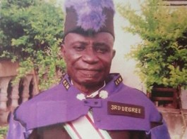 Late Sir Francis Ugwubujor