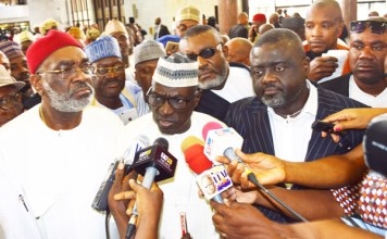 Opposition Party, PDP, Makarfi