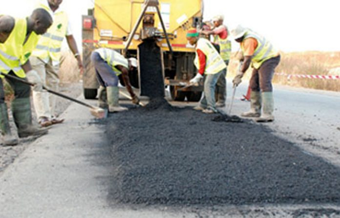 Image result for FG begins repair of federal roads, bridges in Lagos