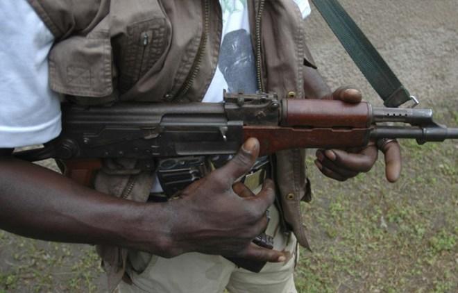 Image result for Gunmen blast man's head in Ibadan