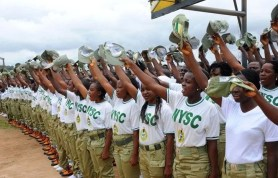 Image result for Osinbajo laments death of nine Youth Corps members