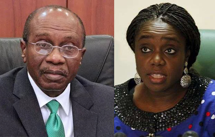Image result for Adeosun, Emefiele explain absence at Nigeria-US investment meeting