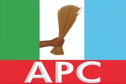 Image result for APC NWC dissolves Zamfara state's party executives