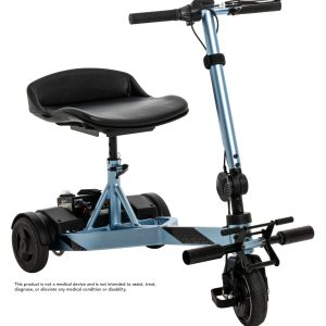 iRide Folding 3-Wheel Scooter