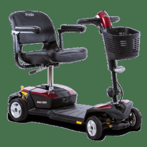 Open Box Go Go LX 4-Wheel Scooter