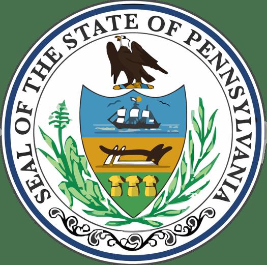 PA state seal