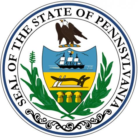 Pennsylvania PA state seal