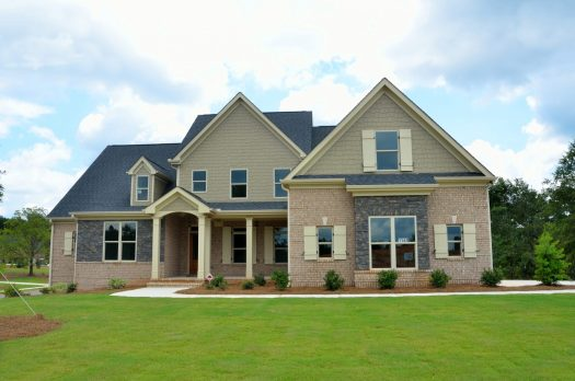 new-home estate single family