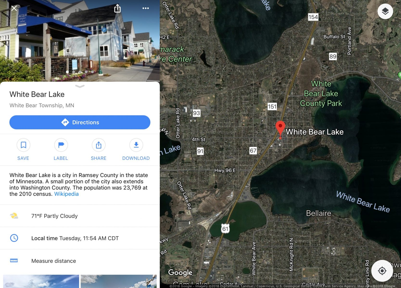 This voluntary HOA keeps trying to save White Bear Lake (MN)