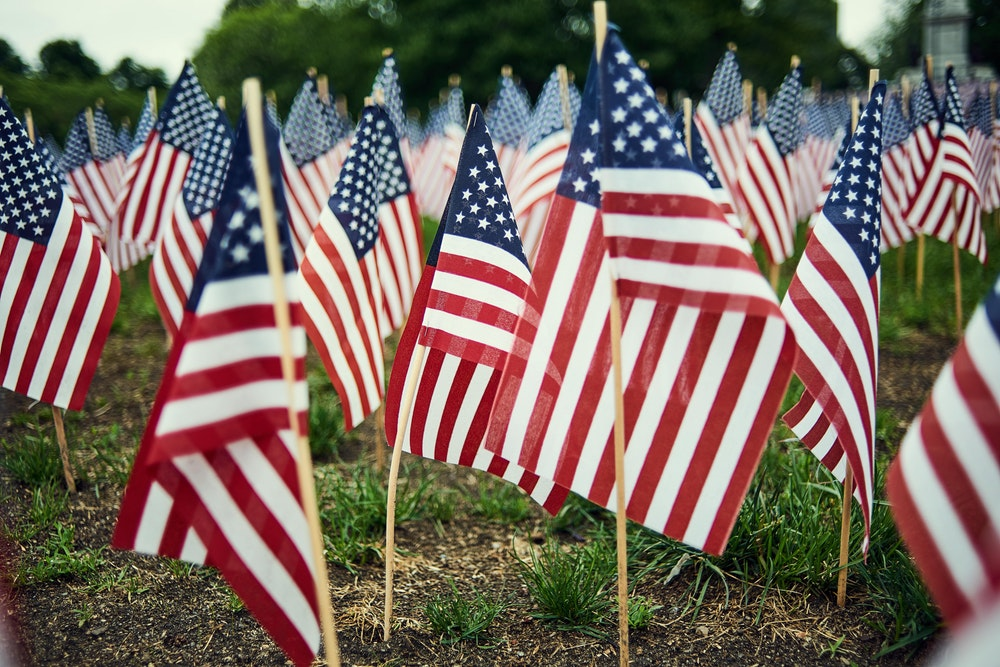 'Put it in the back yard:' Yet another HOA restricting the American flag