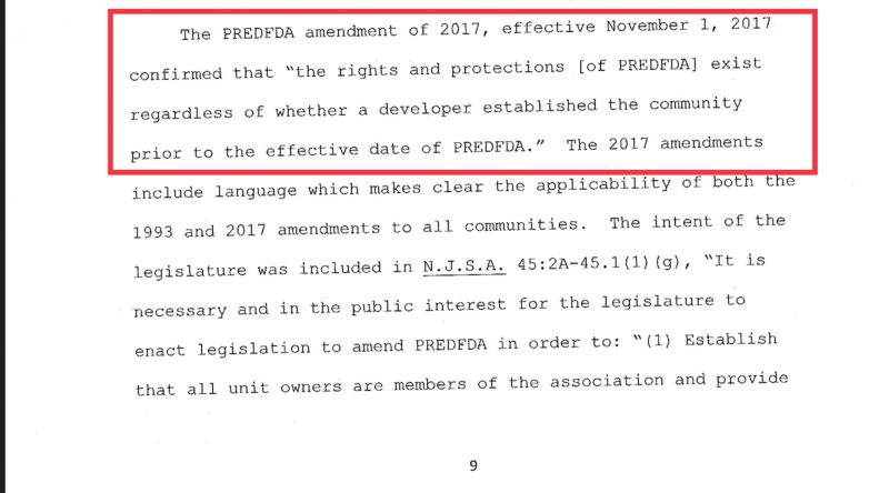 RML NJ PREDFDA 2017 amendment