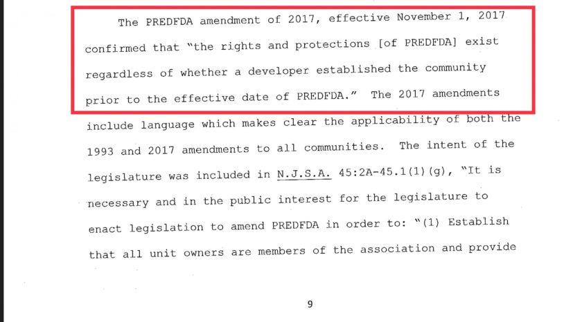 RML NJ PREDFDA 2017 amendment