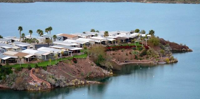 Arizona water view vacation homes