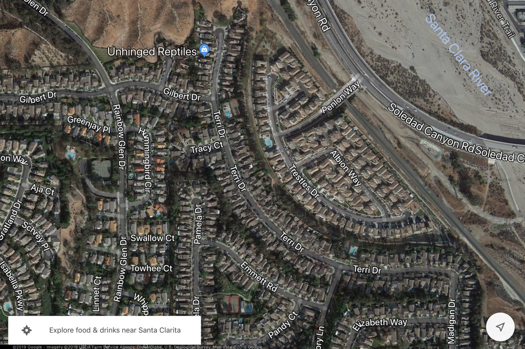 2 HOAs deal with Canyon Country landslides (CA) • Independent American Communities