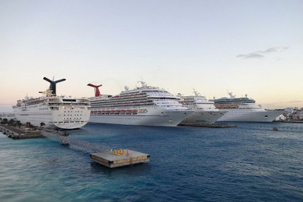 popularity of the cruise ship industry
