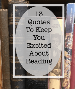 """Independent Book Review has found """"13 Quotes to Keep You Excited About Reading."""""""