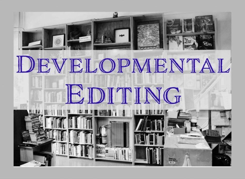 Independent Book Review offers full-length manuscript developmental editing.