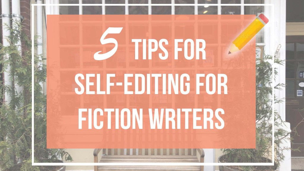 "This is the original photograph by Independent Book Review for Holly Tri's article ""5 Tips for Self-Editing for Fiction Writers"""
