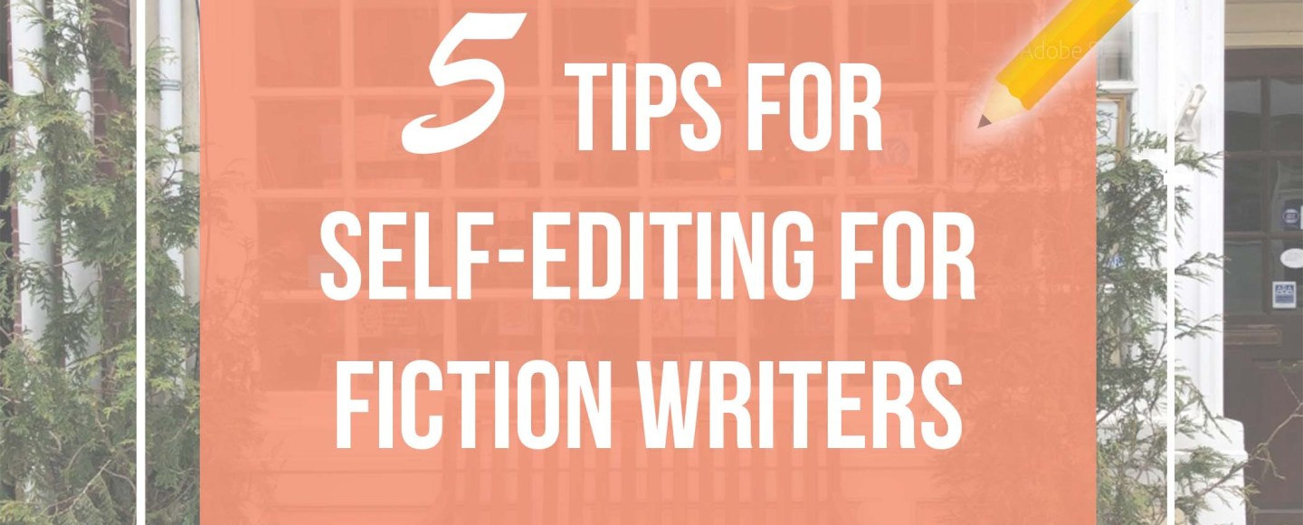 """This is the original photograph by Independent Book Review for Holly Tri's article """"5 Tips for Self-Editing for Fiction Writers"""""""