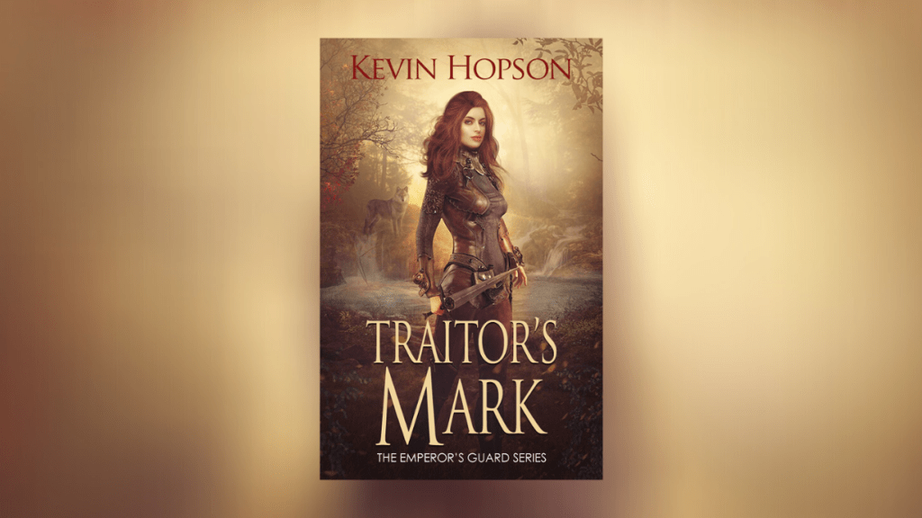 This is the featured photo for Traitor's Mark review from Independent Book Review