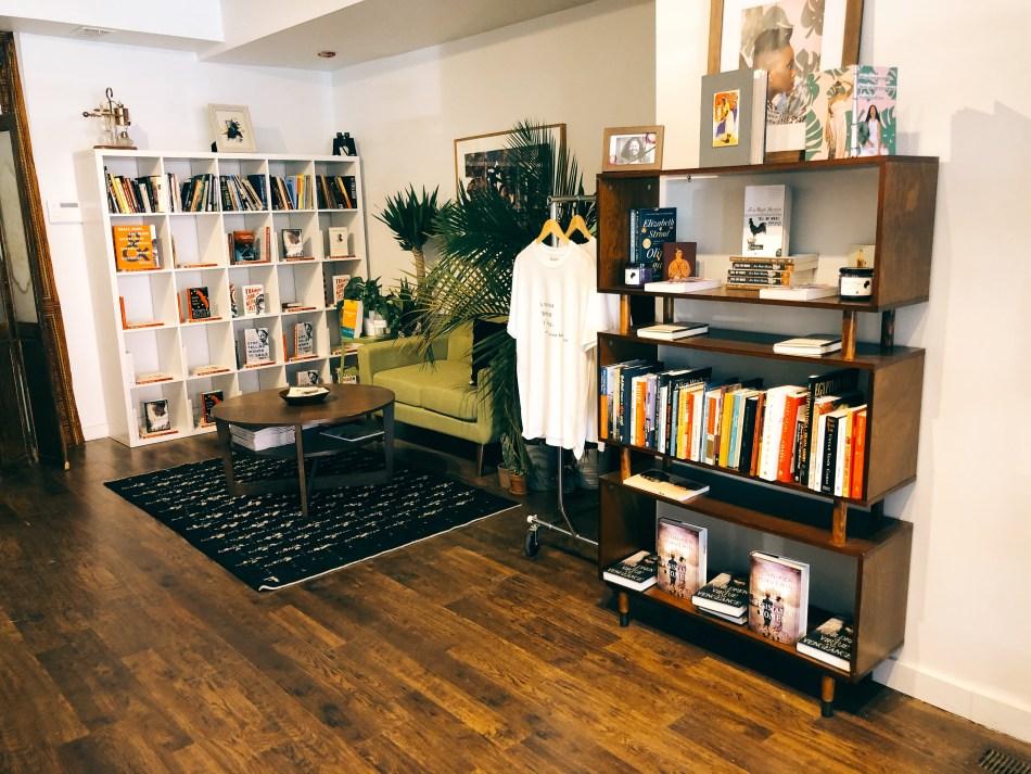 Harriett's Bookshop in Philly