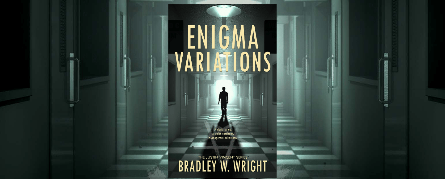This is the featured photo for Enigma Variations by Bradley W Wright, reviewed by IBR